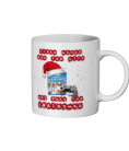Video Games Are For Life Not Just For Christmas Printed Ceramic Mug